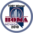 BOMA Toby 2010 Award Winner