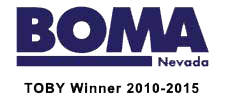 BOMA Toby 2014 Award Winner