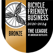 Bronze Bicycle Friendly Business